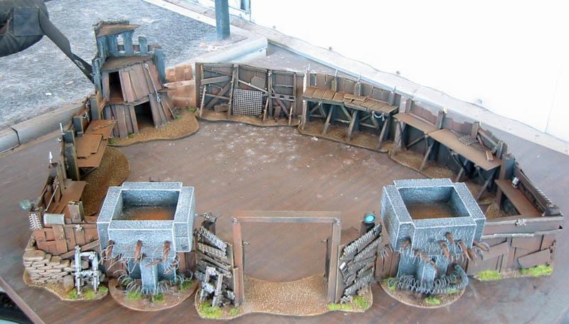 Post Apoc Fortress